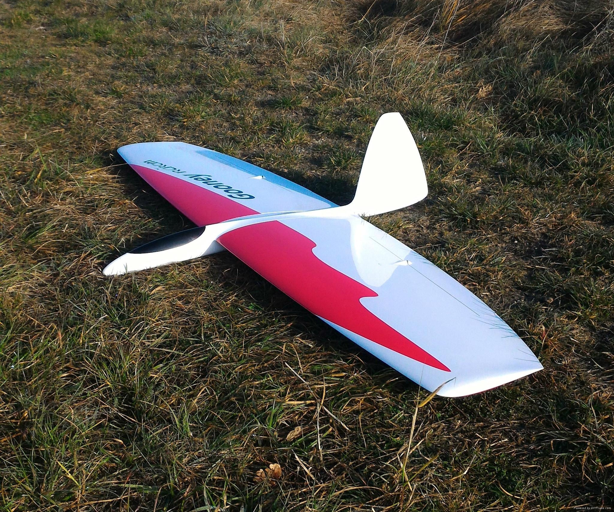 Gooney new composite rc airplane of rcrcm 5