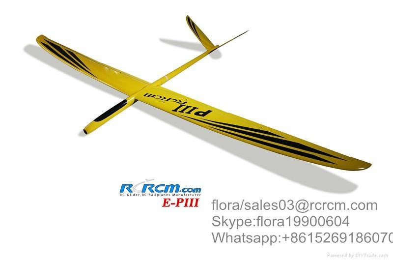 P3 full composite rc plane model 1
