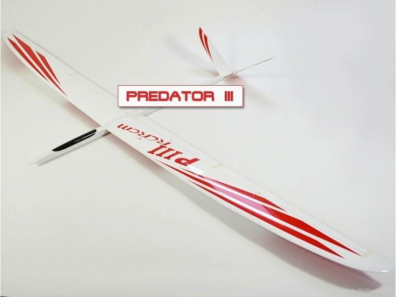 P3 full composite rc plane model 2