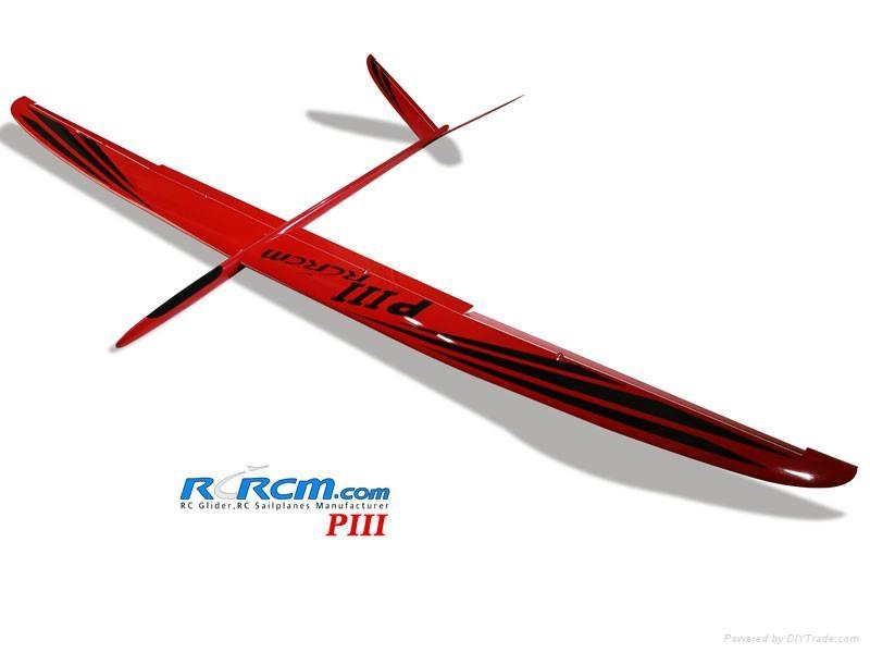 P3 full composite rc plane model 3