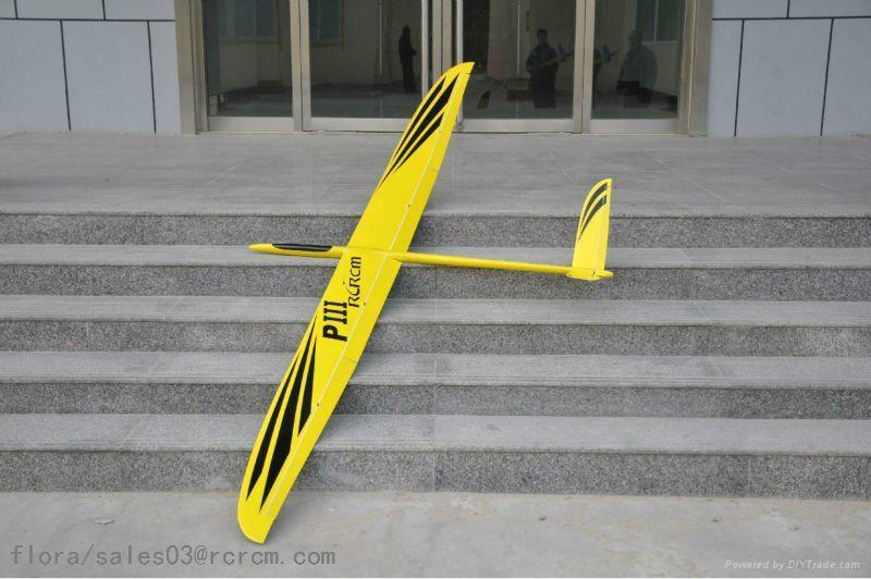 P3 full composite rc plane model 5