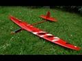 Hot Sunbird composite rc plane model 5
