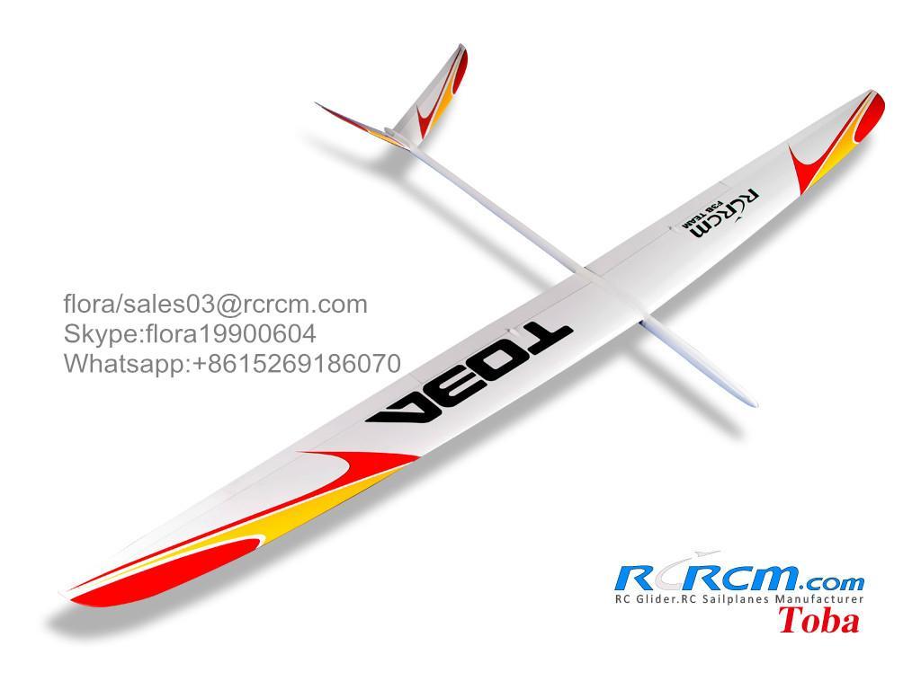 Toba 3m wingspan slope remote control glider 1