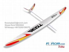 Toba 3m wingspan slope remote control glider