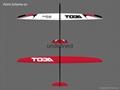 Toba 3m wingspan slope remote control glider 3