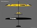 Toba 3m wingspan slope remote control glider 5