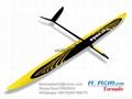 Tornado 3m slope glider model