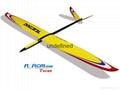 Tucan 2m composite rc glider