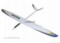 Tucan 2m composite rc glider  4