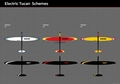 Tucan 2m composite rc glider  5
