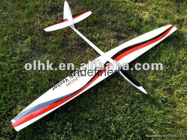 Mini vector 1.69m aerobatic glider  2