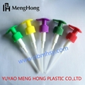 Colorful Plastic Shampoo Lotion Pumps Supplier 5