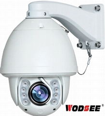 Night Vision IR PTZ 30x optical zoom ptz ip camera 2mp auto tracking outdoor onv
