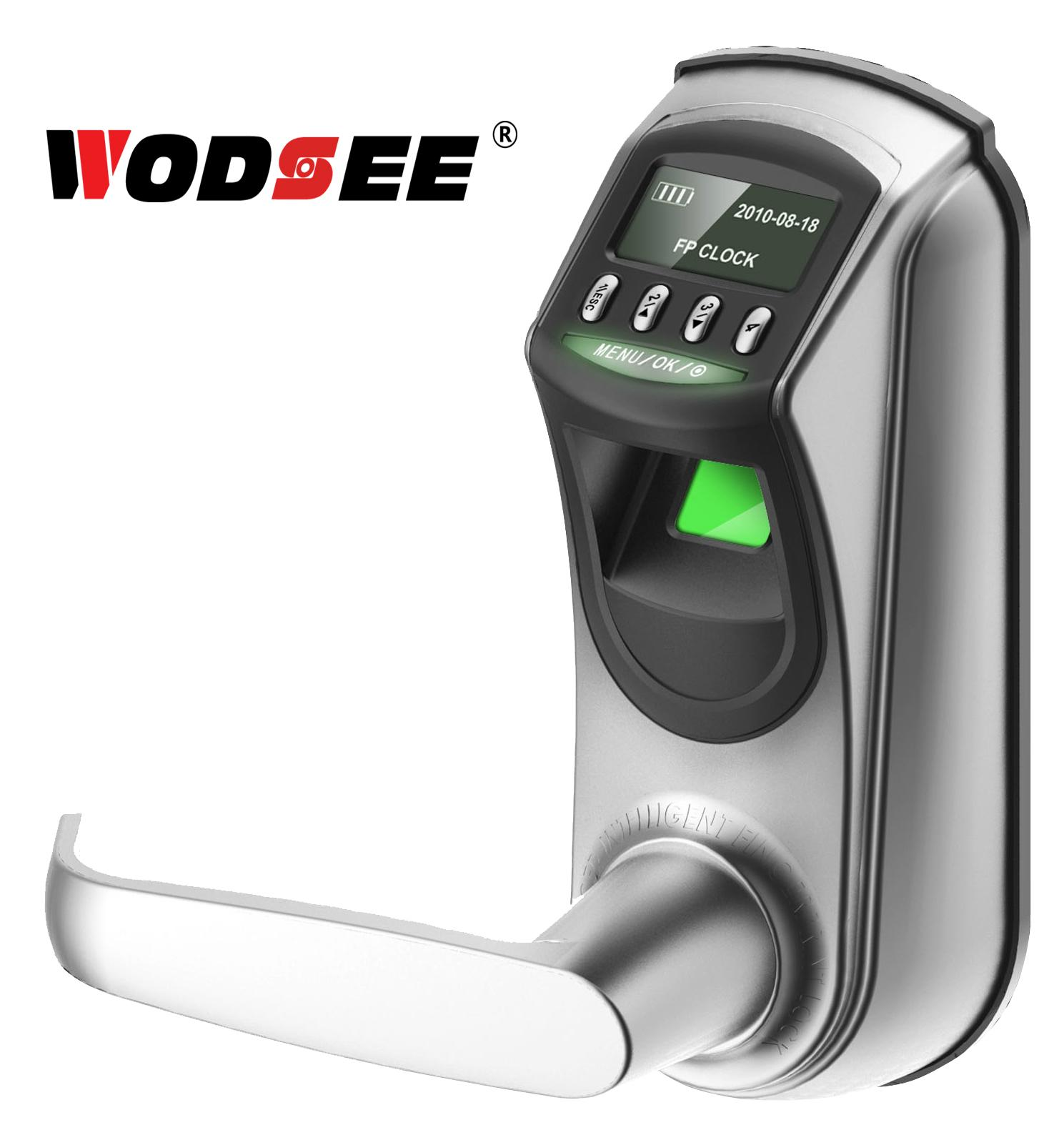 China Supplier Idle handle design Electronic Combination Lock digital hotel home 1