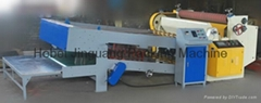 2 layer single facer corrugated paperboard production line