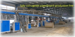 5 ply corrugated paperb