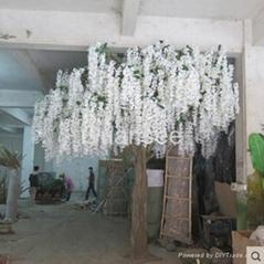 artificial bean flower tree