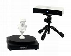 供應Jeatech JTscan-DS桌面藍光三維掃描儀