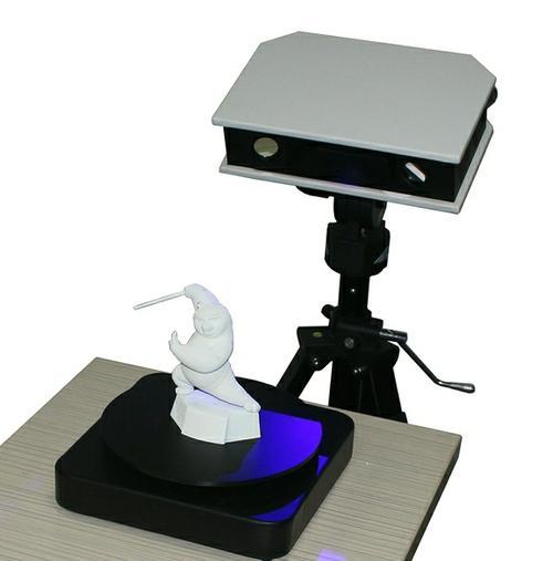 供應Jeatech JTscan-SL工業級三維掃描儀 1