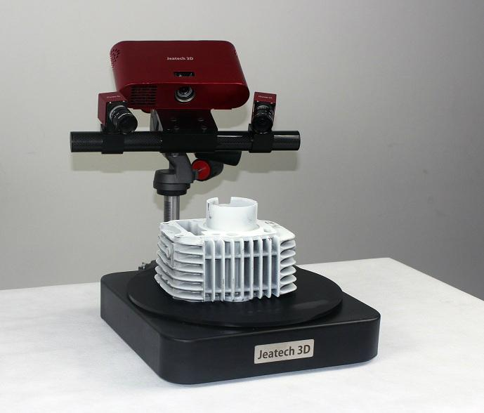 Jeatech JTscan-FS自由式工業級三維掃描儀  1