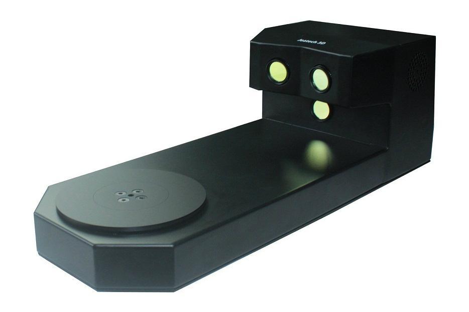 Jeatech JTscan-AS2全自動珠寶專用三維掃描儀  1
