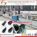 PVC sealing strip extrusion line