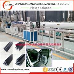 PVC 密封条生产线