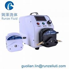 liquid dispensing pump
