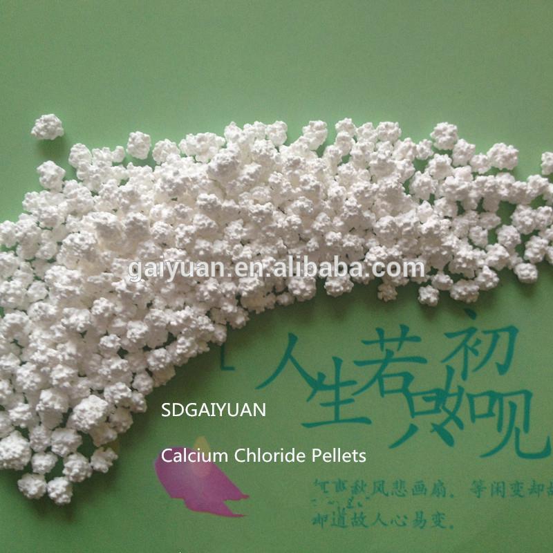 Factory direct supply sodium calcium chloride 1