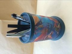 3d lenticular pen holder