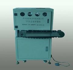 华中智控dc头自动焊锡机 DC自动焊锡机 DC插头自动焊锡机USB焊锡机