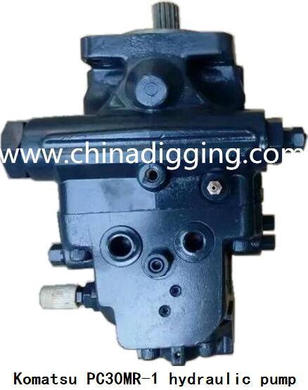 708-3S-00230 pump PC30MR-1 hydraulic pump 1