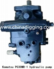 708-3S-00230 pump PC30MR-1 hydraulic pump