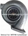 CAT215B turbocharger