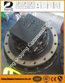 CAT312B travel motor final drive
