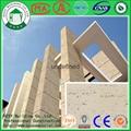 lightweight eco-friendly waterproof flexible travertine stone wall tile for hole 4