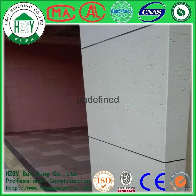lightweight eco-friendly waterproof flexible travertine stone wall tile for hole 5