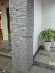 HZSY waterproof outdoor exterior Shimizu wall tile for hotel