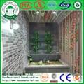 HZSY waterproof living interior slate stone wall tile  2