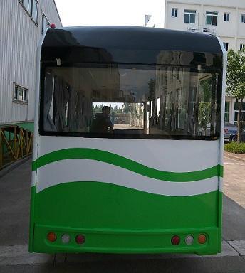 厂家直销朗格电动车B20系列20座电动校园巴士小巴 3