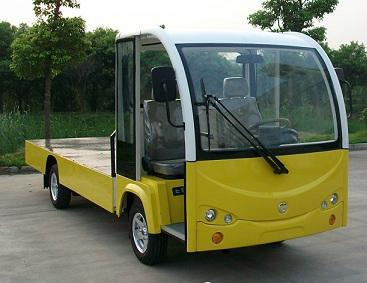厂家直销朗格电动车TBH系列2.4米2吨平板货车 1
