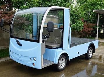 厂家直销朗格电动车TBH系列2.4米2吨平板货车 2