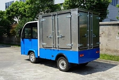 廠家直銷朗格電動車TBH系列2.4米1噸廂式貨車