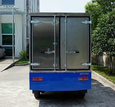 厂家直销朗格电动车TBH系列2.4米1吨厢式货车 2