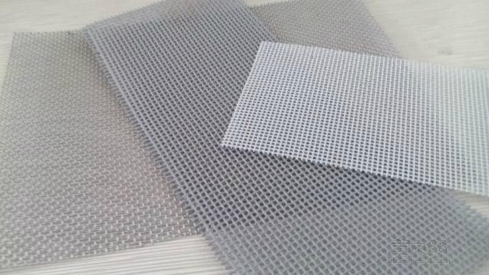 真正不锈钢金刚网质量的鉴别 4