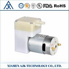dc micro vacuum pump AJK-B3606
