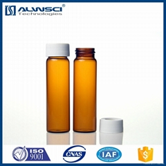 40mL Enviromental TOC Vial EPA VOA vial with 24-400 closure