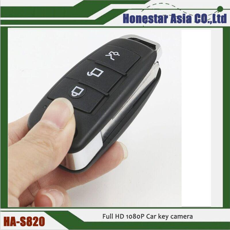 Full HD 1080p car key camera S820 1