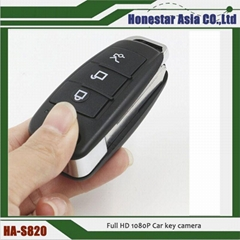 Full HD 1080p car key camera S820