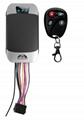waterproof GPS tracker TK303G